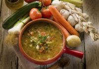 Ricetta e ingredienti del minestrone riso e pasta
