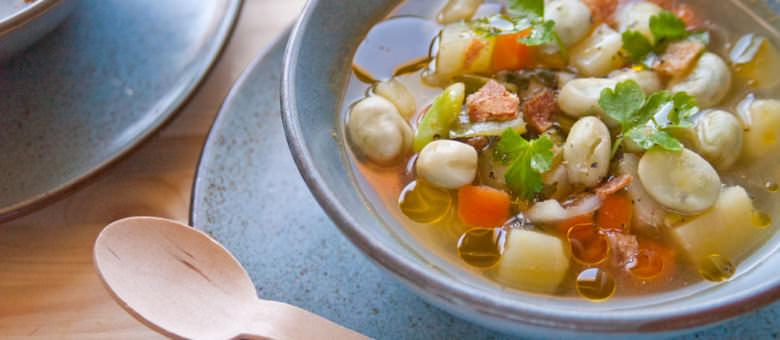 ricetta minestrone nonna