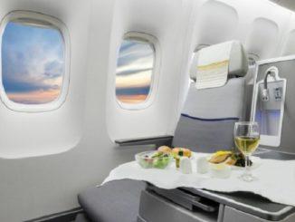 cosa mangiare in aereo