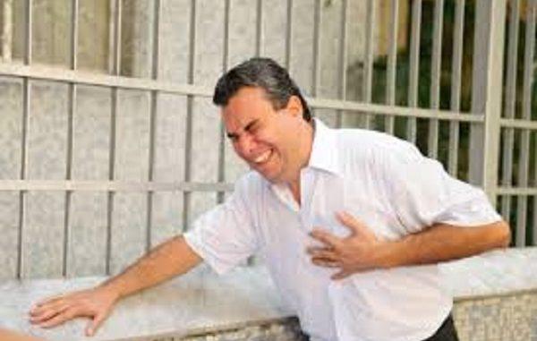 dolore al petto destro, sinistro, al centro infarto miocardio cause